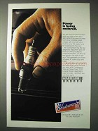 1990 Mr. Goodwrench Service Ad - Power Being Restored