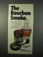 1975 Borkum Riff Tobacco Ad - The Bourbon Smoke