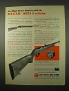 1974 Ruger 10/22 Carbine Ad - High Power Quality