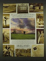 1996 Ireland Tourism Ad - It's a Glimpse of Heaven