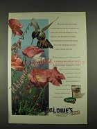 1996 Scotts Butterfly and Hummingbird PatchMaster Ad
