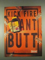 1996 Ortho Ant-Stop Orthene Fire Ant Killer Ad