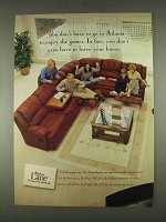 1996 Lane Furniture Ad - Don't Have to Go to Atlanta
