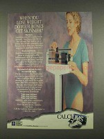 1996 Tums Calcium Ad - When You Lose Weight