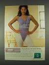 1996 Always Ultra Thin Maxi Pads Ad - Better Protection