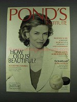 1996 Pond's Age Defying Complex Ad - How Old?