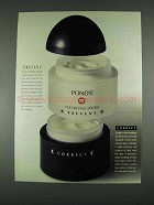 1996 Pond's Age Defying System Ad - Prevent & Correct