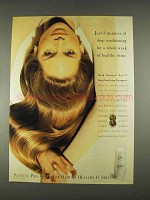1996 Pantene Pro-V Deep Fortifying Treatment Ad