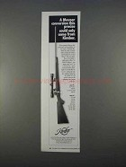 1996 Kimber Model 96 Rifle Ad - Conversion This Precise