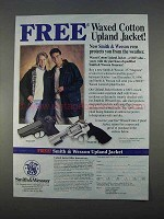 1996 Smith & Wesson Model 457 and Model 686 Handgun Ad