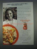 1996 Ro-Tel Diced Tomatoes and Green Chilies Ad