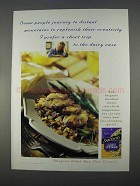1996 Sargento Cheddar Cheese Ad - Creativity