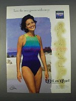 1996 Belk and Leggett Ad - Jantzen Swimwear