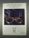 1996 Lovable Magic Ring Bra Ad - Add Insult to Injury