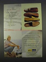 1996 Keds Shoes Ad - Kochise and Kachina