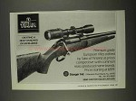 1996 Sako Tikka Rifle Ad - New Standard of Excellence