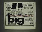 1996 Big The Musical Cast Recording Ad