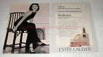 1996 Estee Lauder Ad - Resilience Refirming Lotion