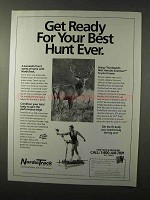1995 NordicTrack Exercise Machine Ad - Best Hunt Ever