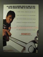 1995 Craftsman Tools Ad - Sport Which Demands Nerves