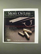 1995 KBI FEG SMC Pistols Ad - More or Less