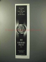 1964 Audemars Piguet Skeleton Wrist Watch Ad