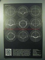1964 MIT Lincoln Laboratory Ad - Backscatter Patterns