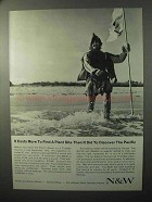 1964 Norfolk and Western Railway Ad - Discover Pacific