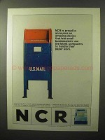 1964 NCR Registers Ad - An Amazing Device