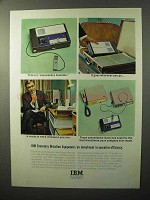 1964 IBM Executary Dictation Equipment Ad