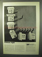 1964 SCM Marchant Ad - Deci-Magic, Transmatic 416