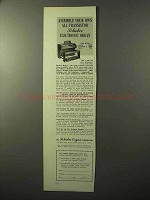 1964 Schober Recital Model Electronic Organ Ad
