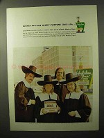 1964 Holiday Inn Ad - Dutch Masters Cigar