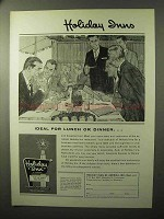 1964 Holiday Inn Ad - Ideal for Lunch or Dinner