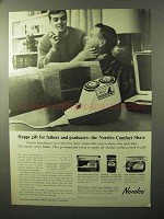 1964 Norelco Speedshaver 30 Ad - Happy Gift for Fathers