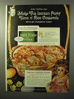 1964 Breast-O'-Chicken Tuna Ad - Arthur Godfrey