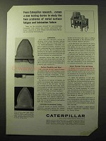 1964 Caterpillar Geared Roller Test Machines Ad