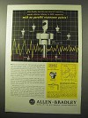 1964 Allen-Bradley Ad - Feed-thru, Stand-off Capacitors