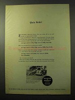 1964 Warner & Swasey Gradall Ditch Cleaner Ad