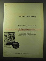 1964 Warner & Swasey Automatic Lathes Ad - Divide