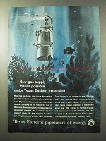 1964 Texas Eastern Transmission Corporation Ad - Supply
