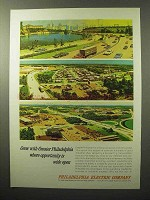 1964 Philadelphia Electric Company Ad - Opportunity