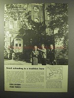 1964 Ohio Edison Penn Power Ad - Good Schooling