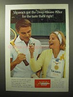 1964 Viceroy Cigarettes Ad - For the Taste That's Right