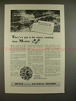 1944 WWII Buick B-24 Liberator Bomber Ad - More Coming!