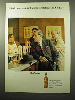 1964 Haig & Haig Scotch Ad