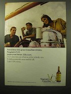 1964 Seagram's V.O. Canadian Whisky Ad - Better
