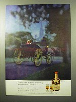 1964 Drambuie Cordial Ad - Memories Are Made Of