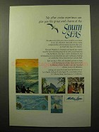 1964 Matson Lines Ad - No Other Cruise Experience