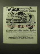 1964 Las Vegas Convention Center Ad - Everything